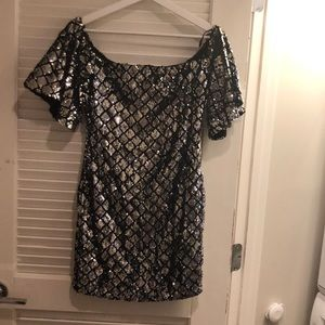 Dresses & Skirts - NWOT Sequence mini party dress